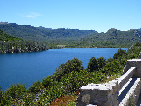 The Seven Lakes region on the way to Bariloche.