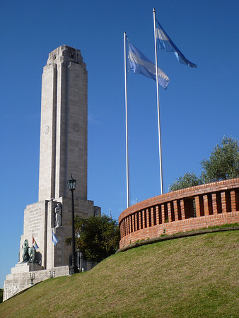 National flag memorial (Rosario)