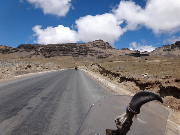 Outside of Oruro