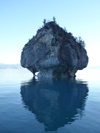 the actual Capilla de Mármol (this island is the actual