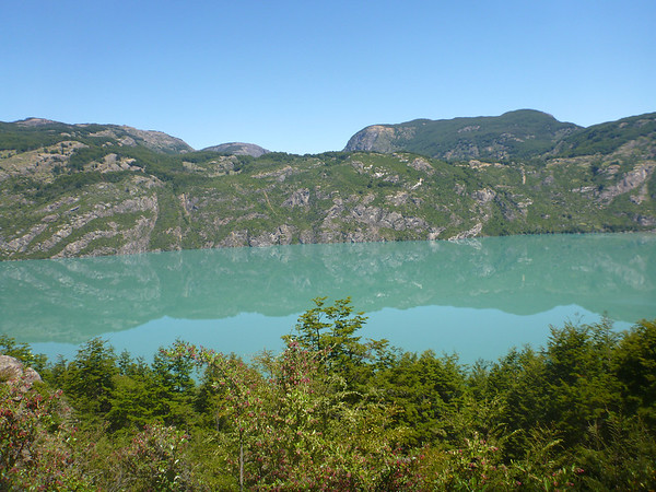 the colors of these glacial lakes and rivers are incredible!  This light green was common, as well as light blues, and darker blues, and combinations of greens and blues.  Yet all still somehow crystal clear.