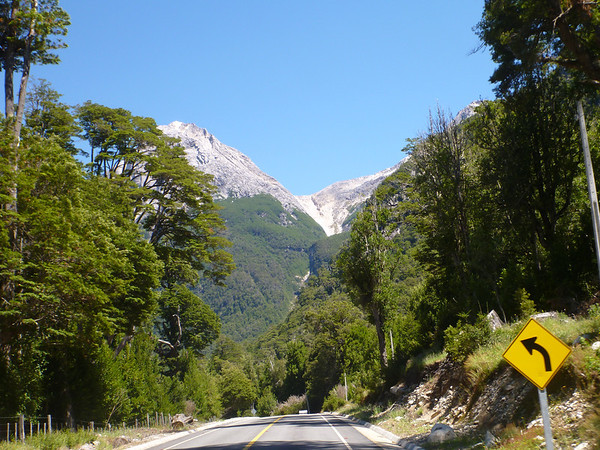 a beautiful ride along the Carretera Austral