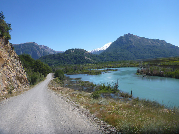 following the river, Carretera Austral