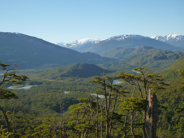 on the way to Villa O'Higgins, Carretera Austral