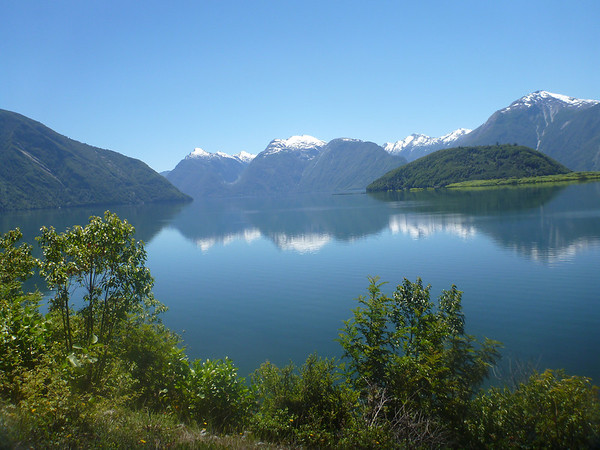 reflections from afar, Carretera Austral