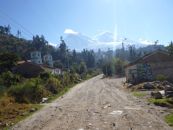 Outside of Huascaran National Park