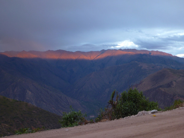 On the way to Ayacucho
