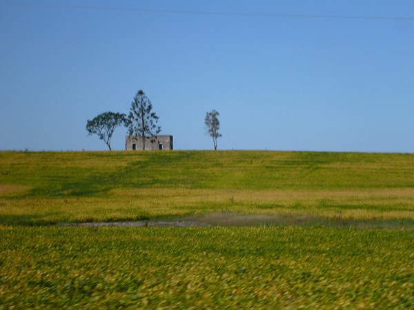 plains of western Uruguay